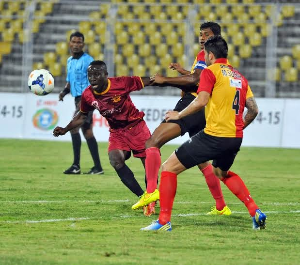 East Bengal 1-0 Royal Wahingdoh - Federation Cup 2014-15