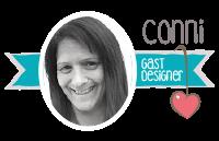 Unsere Gastdesignerin im September: <br> Conni von Stempellicht