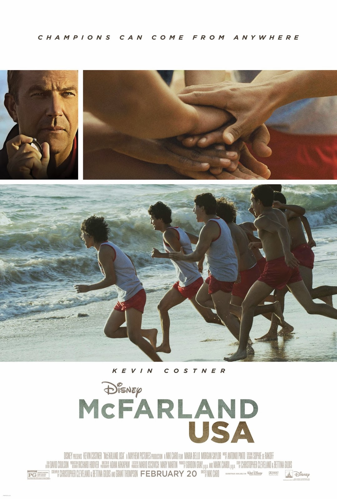 McFarland dos EUA – Full HD 1080p – Legendado