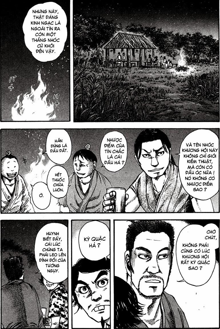 Kingdom – Vương Giả Thiên Hạ (Tổng Hợp) chap 89 page 8 - IZTruyenTranh.com