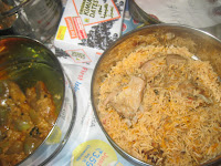 flavorful chicken biryani