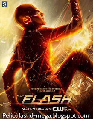 The Flash Temporada 1 HDTV-720p  Sub Español