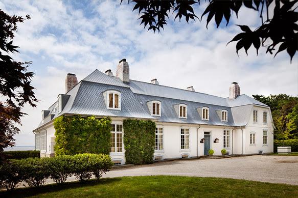 Scandinavian inspired mansion