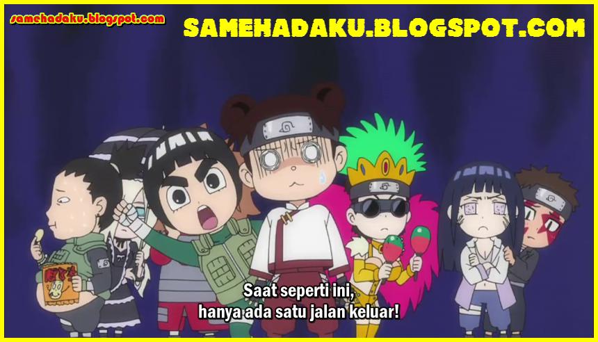 Naruto SD 17 Subtitle Indonesia | Samehadaku