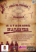 Feria del Western : Almeria