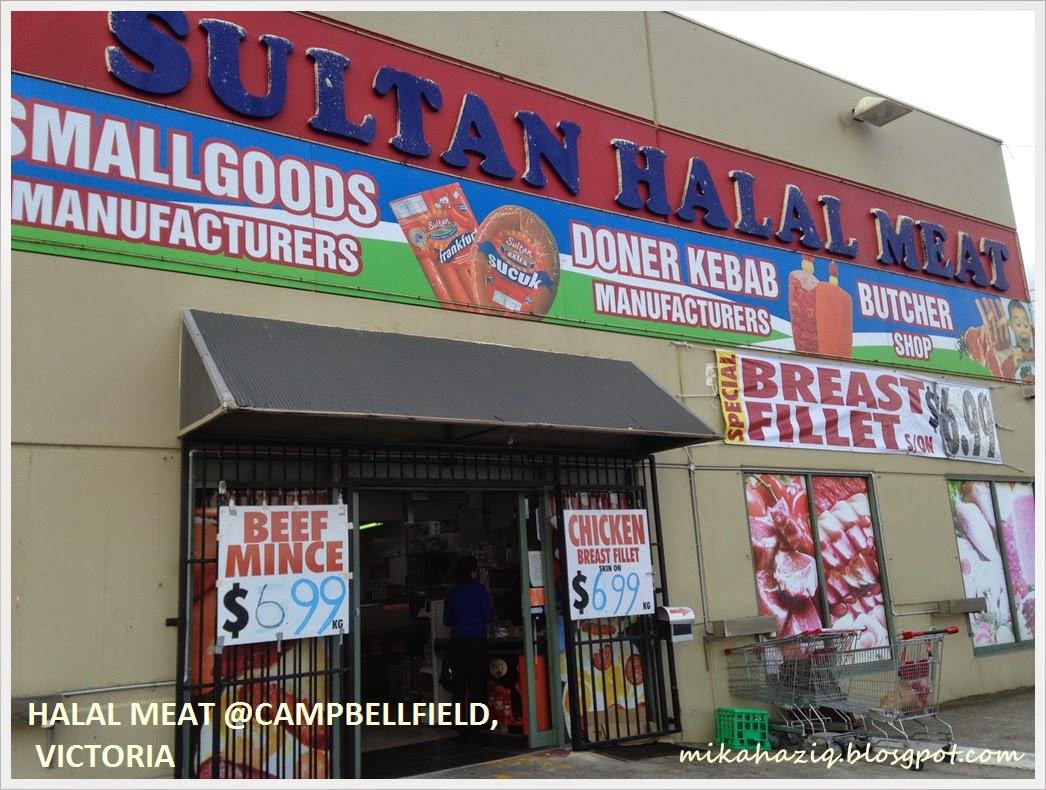 halal butcher melbourne