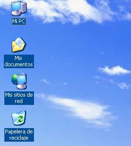 El rinc n de johny windows xp anda lento y los conos del - Iconos para escritorio windows ...