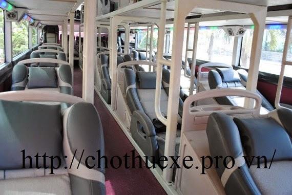 Phục vụ xe giường nằm tại Hà Nội - 0946 021 222