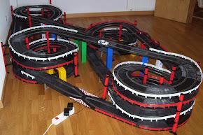 Circuito de las 88 pistas curvas
