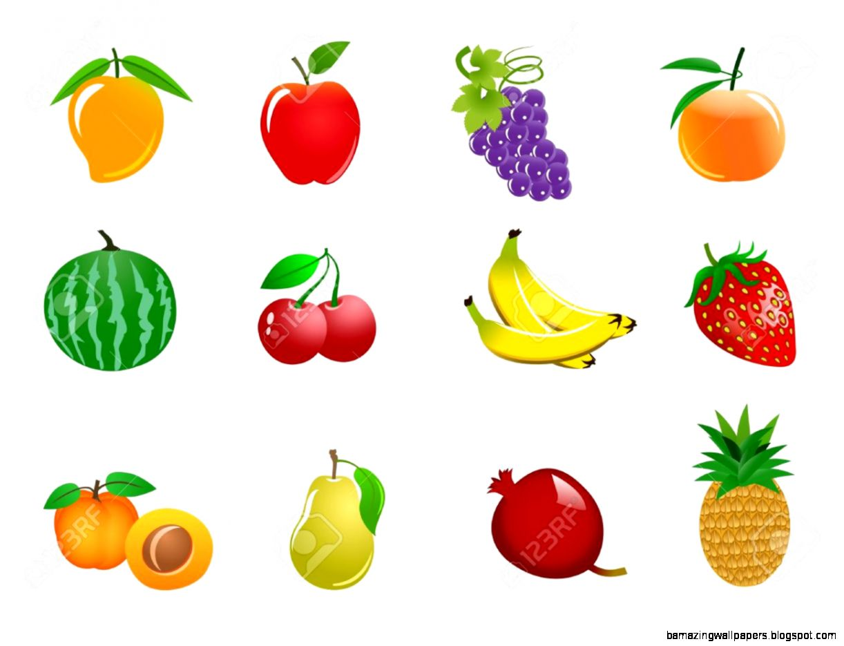 Fruit Clipart Page 1
