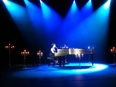 Alicia Keys, live @Palais des Congrès