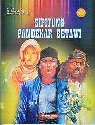 toko buku rahma: buku SIPITUNG PANDEKAR BETAWI, pengarang hadi, penerbit taufik