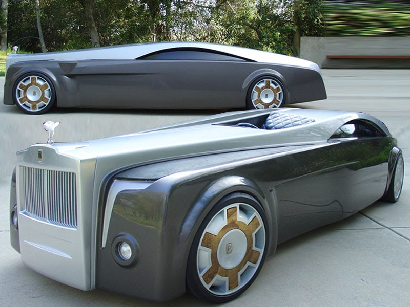sports car: 2011 rolls-royce sports apparition concept cars