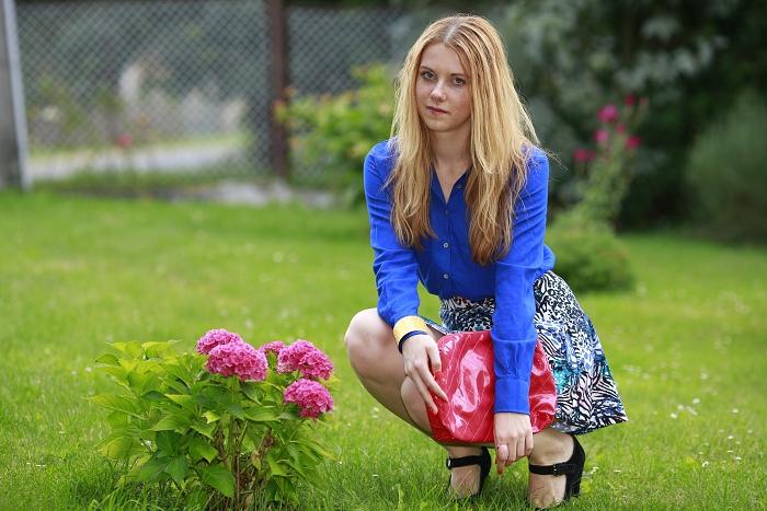 lucie srbová, česká módní blogerka, trendy 2013, krása