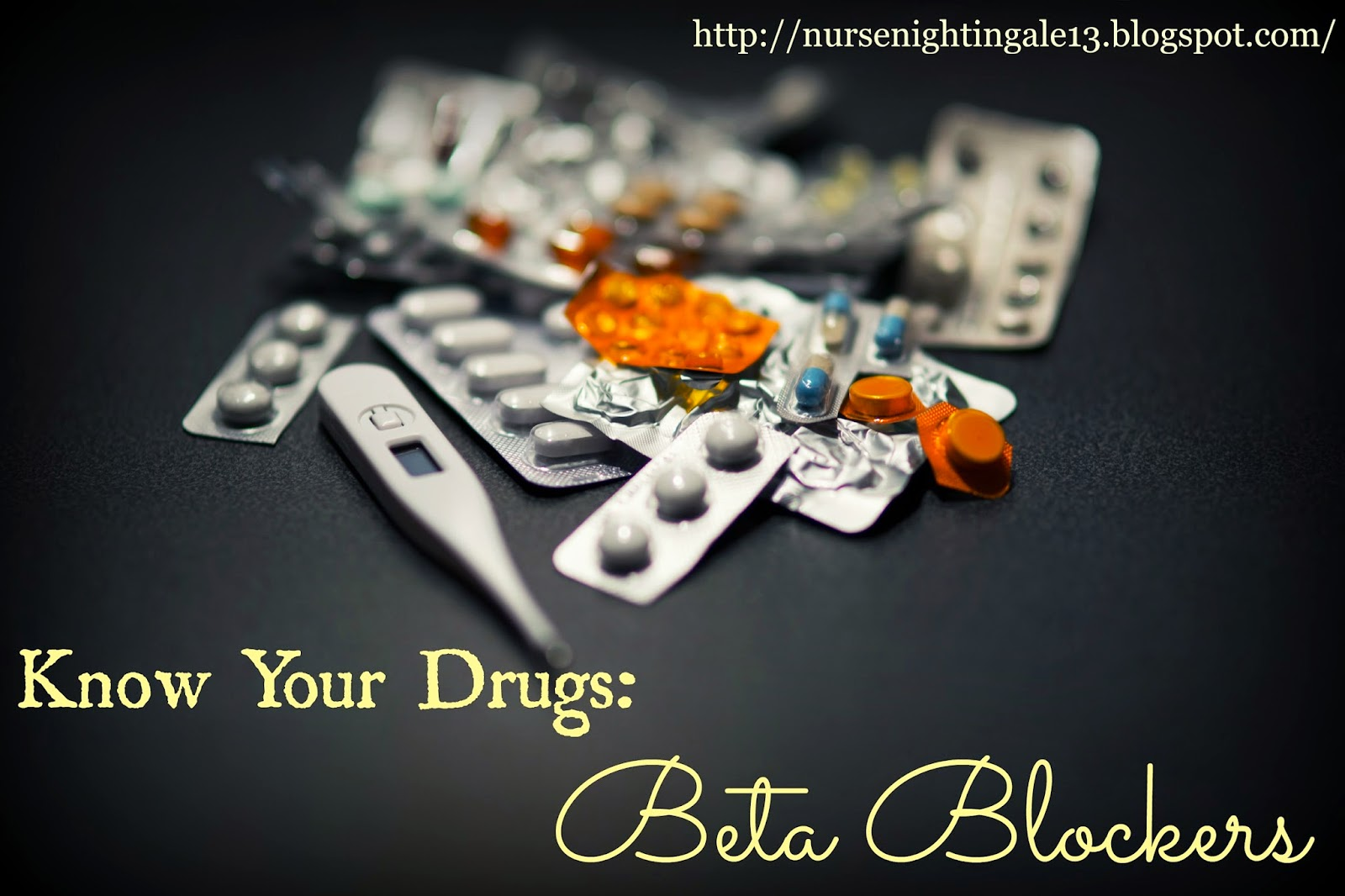 Beta Blocker, Pharmacology, nursing student, nurse, heart, nclex, nurse, medicine