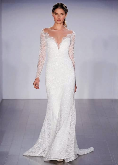 Bridal Gowns Spring 2015 Collection By Jim Hjelm