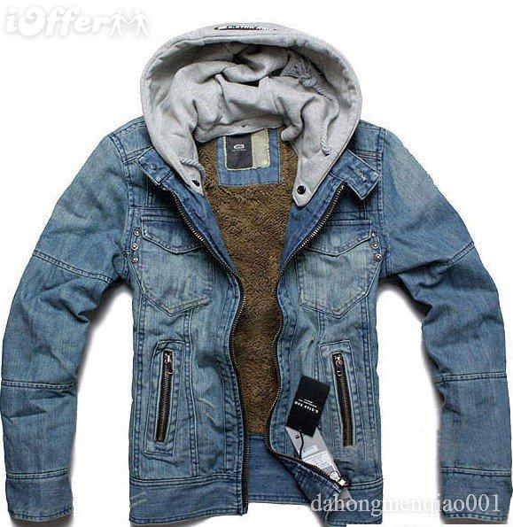 Latest Fashion in Designer Clothing: mens denim clothes