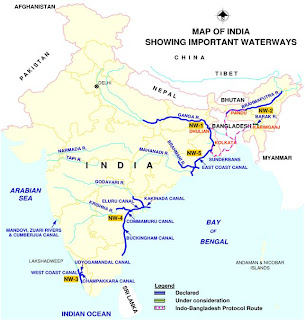 the Geonkhali - Charbatia stretch of the East Coast Canal,