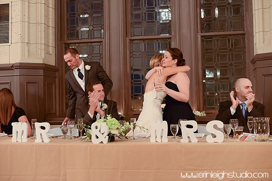 Fall Wedding at The Sawyer Room in Kansas City, MO