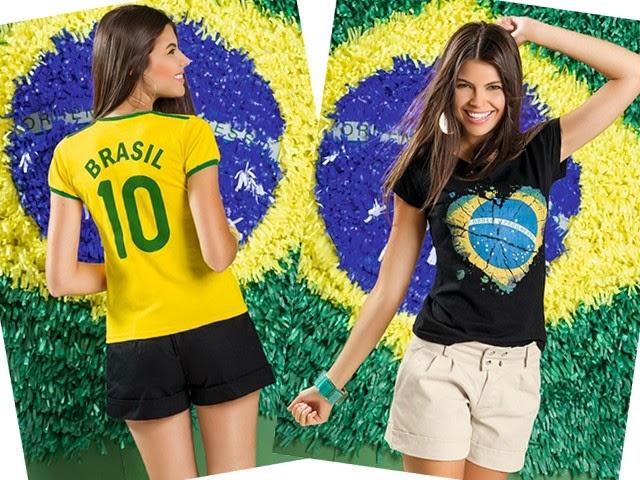 Estilo Copa do Mundo 2014 - Posthaus