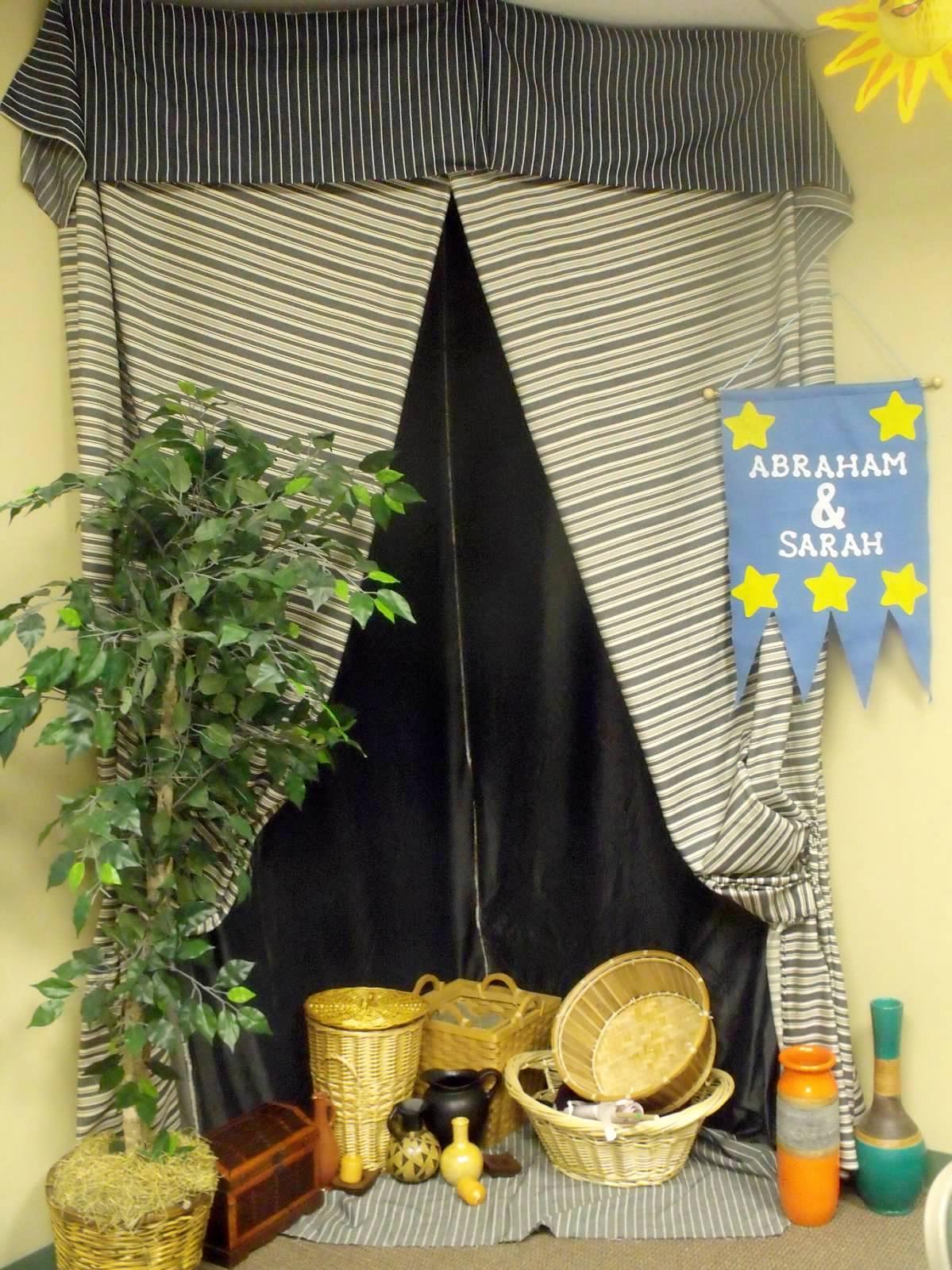 .biblefunforkids.com & Bible Fun For Kids: Bible Class Tent Ideas