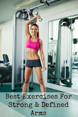 Best Exercises For Arms
