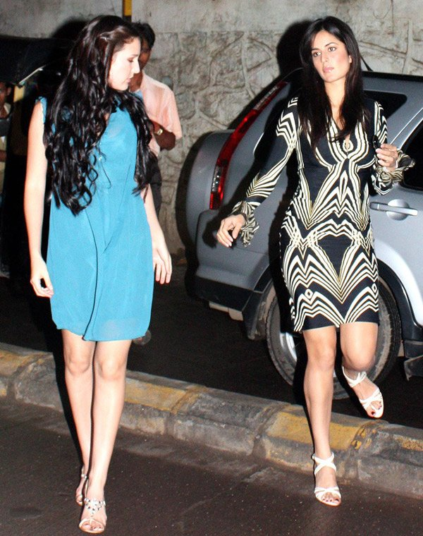 Katrina's Breathtakingly Beautiful Sister Isabel Kaif - Ye ...