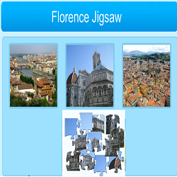 Florence Jigsaw Puzzle Game