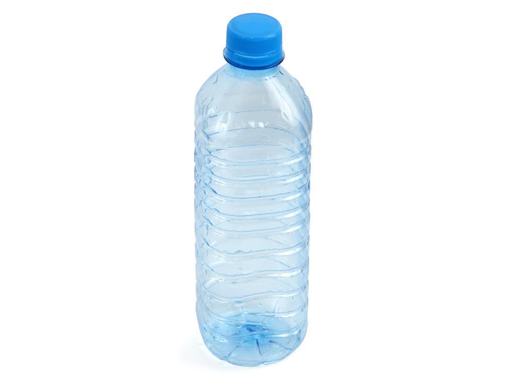 NO lo tires: Botellas de plástico