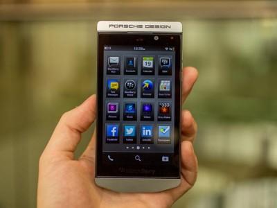 BlackBerry Z10 Porsche Design Dibanderol Rp27 Juta-an