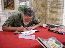 Jim Woodring au festival 2012