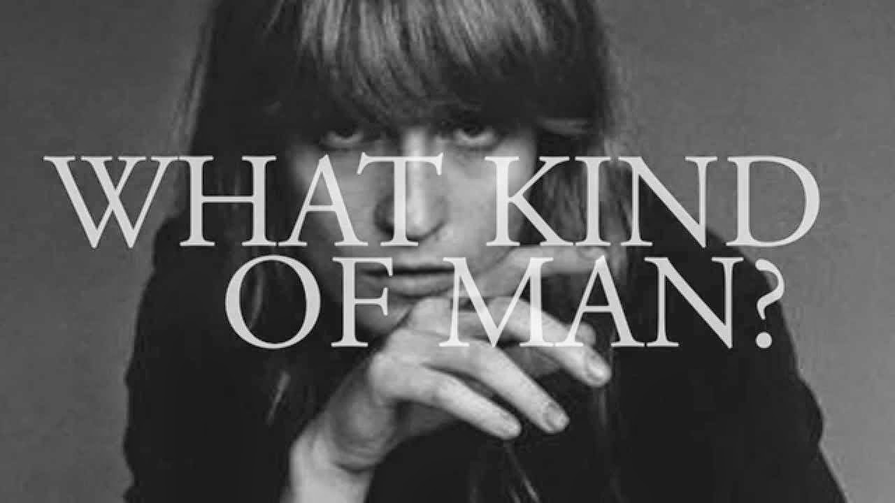 What kind of man? Florence and The Machine