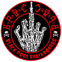 black pool skateboards ©