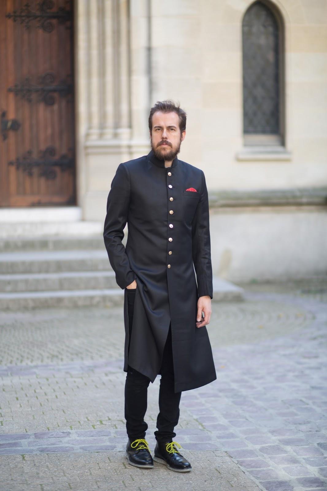 Menswear style blog fall fashion