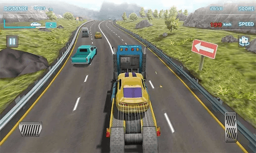 Turbo Racing 3D v1.2 Apk Mod