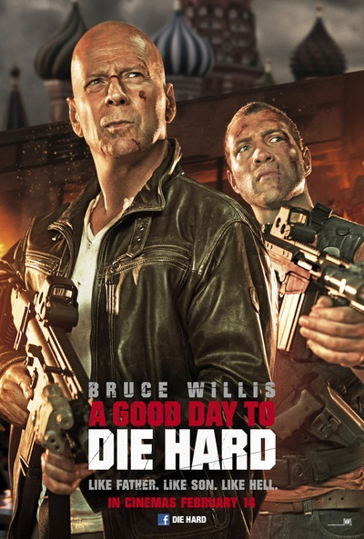 Sinopsis Film Die Hard 5 : A Good Day To Die Hard