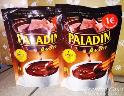paladín Chocolate a la taza Degustabox Noviembre 2015