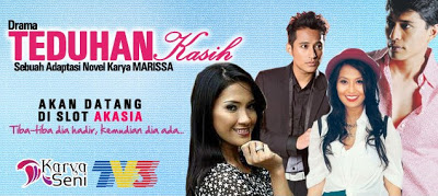 Tonton Drama Teduhan Kasih Episode 11 (SLOT AKASIA - Full Episode
