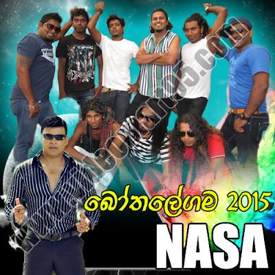 NASA LIVE IN BOTHALEGAMA 2015