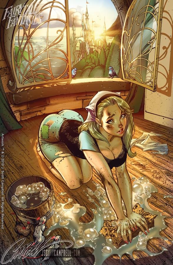 Cinderella Fairytale Fantasies Disney