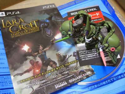 PS4 ララクロフト:テンプルオブオシリス