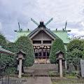 簸川神社,拝殿,千石,巣鴨〈著作権フリー無料画像〉Free Stock Photos