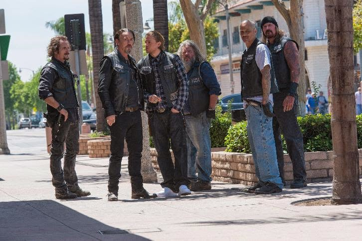 Sons of Anarchy - Episode 7.01 - Black Widower - Promotional Photos