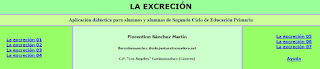 http://cplosangeles.juntaextremadura.net/web/cmedio4/excrecion/indice.htm