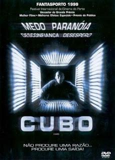 Baixar Filme Cubo   Dublado