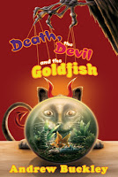 Death, the Devil and the Goldfish, Andrew Buckley cover