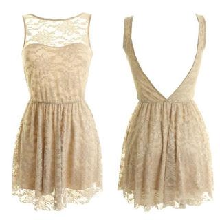 sukienka, gołe, plecy, wycięte, biała, koronka, koronkowa, dress, white, romwe, zara