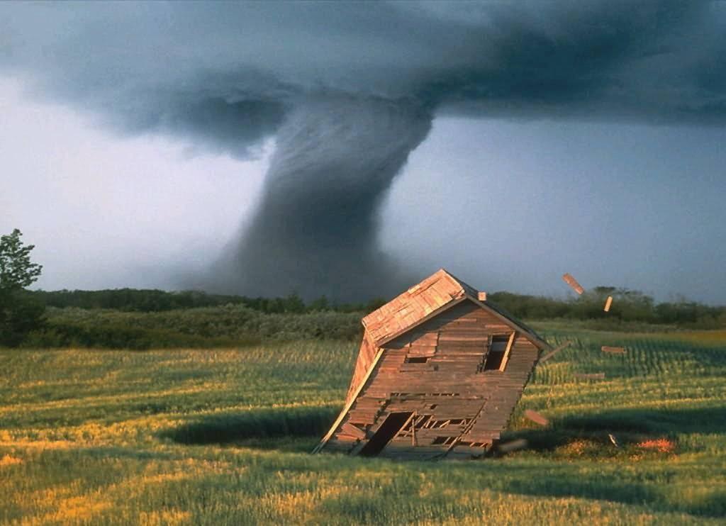 Impending Tornado