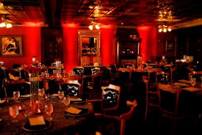 central florida ceviche wedding reception