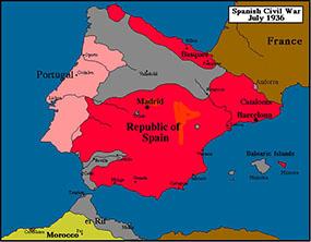 Perang Saudara Spanyol